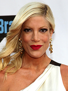 Tori Spelling Rushed to Hospital