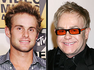 Elton John Expected at Andy Roddick&#39;s Wedding
