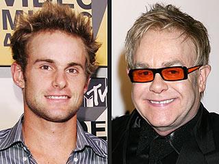 Elton John Expected at Andy Roddick's Wedding