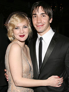 Drew Barrymore Celebrates Justin Long's 31st Birthday