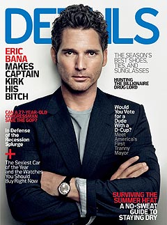 Eric Bana Reveals His Wild Side| Eric Bana