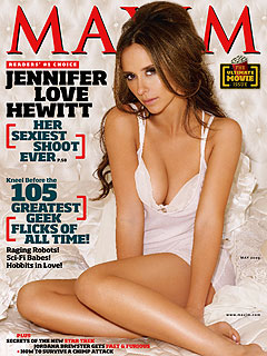 Jennifer Love Hewitt Loves Geeks and Funny Guys