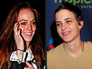 Lindsay Lohan: Sam Ronson Never Hit Me | Lindsay Lohan, Samantha Ronson