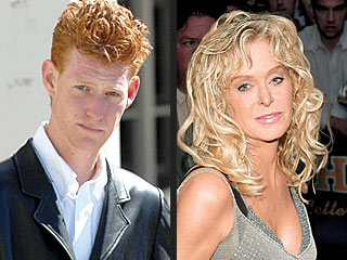 Redmond O'Neal Released from Jail to See Mom Farrah Fawcett