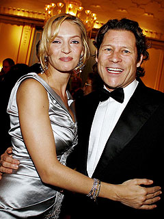Wedding Bells to Ring for Uma Thurman?