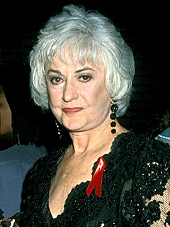 Bea Arthur Remembered at R-Rated Tribute | Bea Arthur, Beatrice Arthur