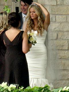 PHOTOS: Andy Roddick & Brooklyn Decker on Their Wedding Day! | Brooklyn Decker