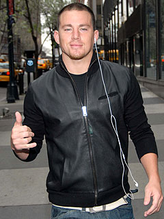 Channing Tatum:  A Lover, Not a Fighter