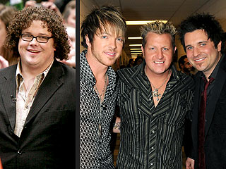 Idol Alum Pens Chart-Topper for Rascal Flatts