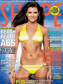 Danica Patrick Reveals Her Turbocharged Diet