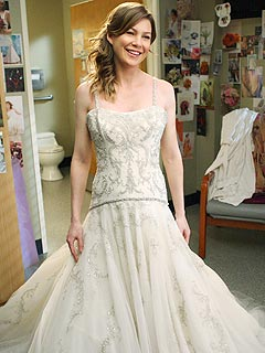 Grey's Anatomy: Meredith & Derek's Wedding Web Site