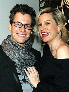 Ioan Gruffudd couple
