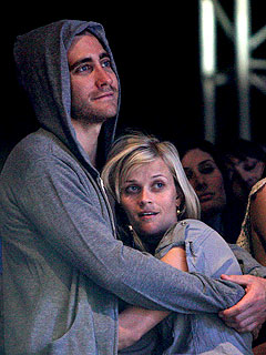Reese Witherspoon and Jake Gyllenhaal's Steamy Getaway