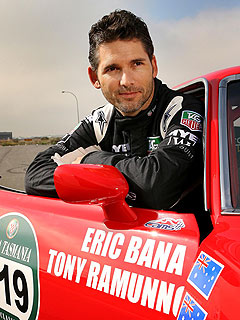 Eric Bana Flexes His Love for Muscle Cars