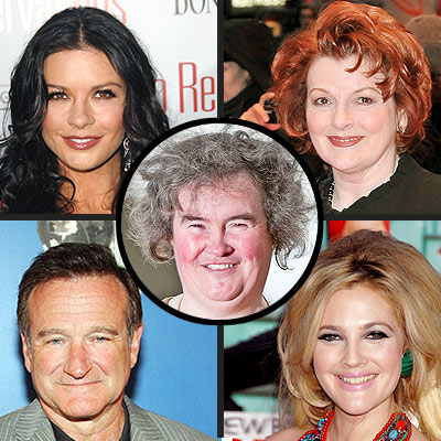 Poll: Who Should Play Susan Boyle in the Biopic?