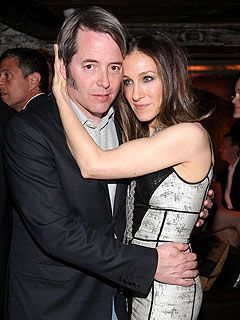 Matthew Broderick Nervous About Twin Girls