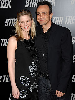 Hank Azaria Has 'Regal' Plans for His Baby