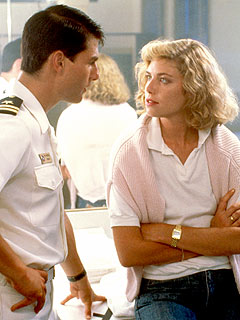 Top Gun's Kelly McGillis 'Done with the Man Thing'