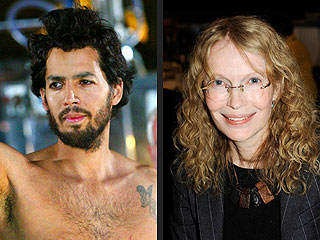 David Blaine Gives Mia Farrow Hunger Strike Tips