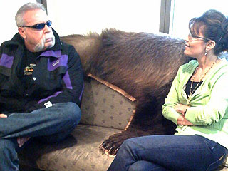 Sarah Palin to Appear on American Chopper
