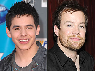 David Archuleta: My Heart Goes Out to David Cook | David Archuleta, David Cook