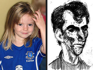 New Probe Yields Image of Madeleine McCann Suspect