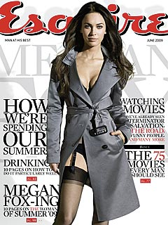 Megan Fox Finds Sex-Symbol Role Comes Naturally