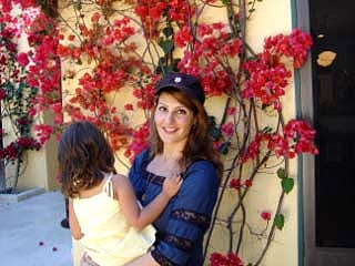 FIRST PERSON: Nia Vardalos on Becoming a Mom – Overnight