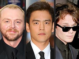 Meet the Cast of the New Star Trek| Star Trek, Movie News, Anton Yelchin, Chris Pine, John Cho, Karl Urban, Simon Pegg, Zachary Quinto, Zoe Saldana
