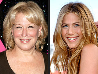 Bette Midler Offers Jennifer Aniston Dating Advice
