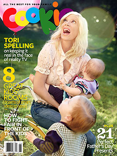 Tori Spelling Was Worried About Raising a Girl