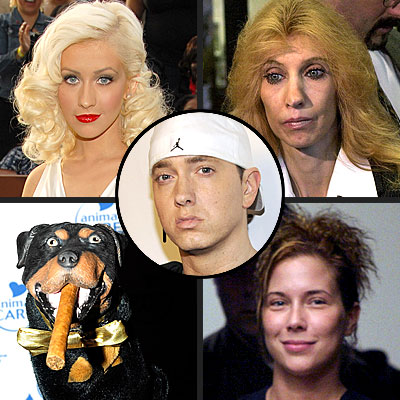 Eminem and His Many Feuds | Eminem