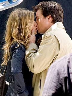 Jason Bateman Coy Over Kissing Jen Aniston