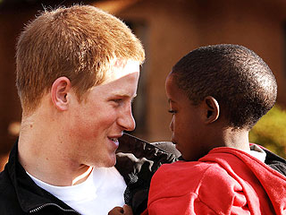 Coming to America: Prince Harry!| Good Deeds, Prince Harry