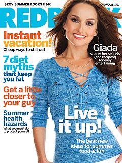 Food Fight Between Giada De Laurentiis and Rachael Ray?