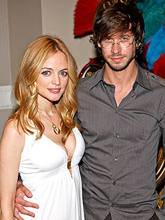 Heather Graham and Her Boyfriend Are Getting Serious