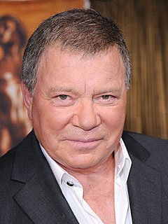 William Shatner Goes Boldly ... into Cartoons