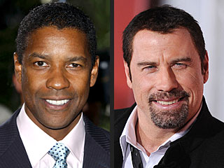 Denzel: John Travolta Struggling Over Son's Death | Denzel Washington, John Travolta