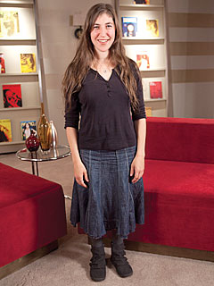 Blossom's Mayim Bialik: I Needed a Makeover! | Mayim Bialik