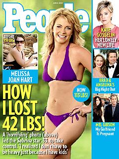 Melissa Joan Hart Reveals Her Bikini Body | Melissa Joan Hart