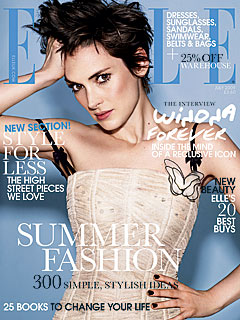 Winona Ryder Recalls Teenage Heartbreak | Winona Ryder