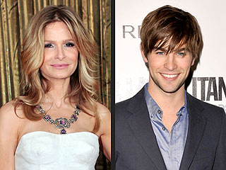 Kyra Sedgwick: Chace Crawford 'Has Big Shoes to Fill'