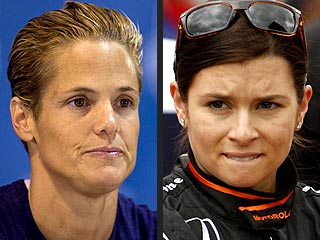 Dara Torres To Danica Patrick: Joking About Drugs Isn't Funny! | Danica Patrick