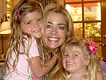 Denise Richards: My Daughters Like the Cameras