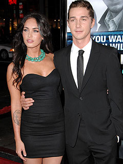 Shia LaBeouf: Megan Fox and I Shared Mutual Attraction