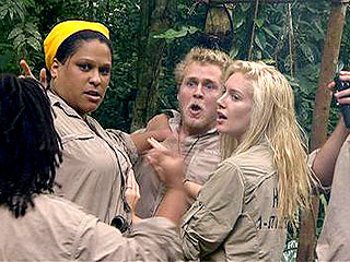 Speidi Returns to I'm a Celebrity ... Get Me Out of Here!