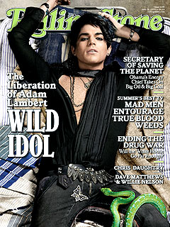Adam Lambert: I'm Gay