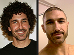 Survivor's Ethan Zohn Buzzes Off His Frohawk