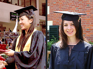 Michelle Kwan & Sarah Hughes Graduate College | Michelle Kwan