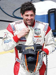 Patrick Dempsey's Dream: To Take Kids on Racing Road Trip | Patrick Dempsey